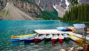 Canadian Rockies Multisport Trip